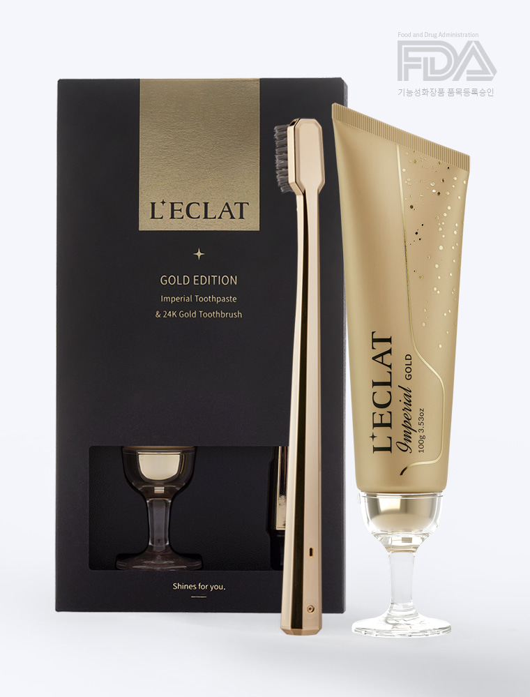 L`ECLAT Gold Edition